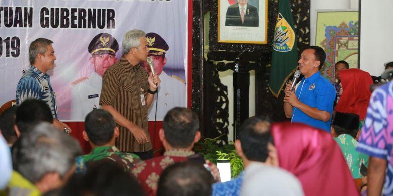 Pelaku UMKM Demak Sulit Urus IMB, Gubernur Ganjar Turun Tangan