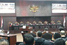 MK Berharap Saksi dalam Sidang Beri Keterangan yang Bukan Kabar Kabur