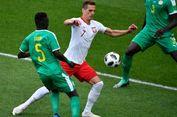 Gol Bunuh Diri Bawa Senegal Unggul atas Polandia pada Babak 1