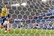 Menang atas Meksiko, Brasil Lewati Rekor Gol Jerman