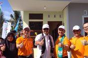 REI Bedah 46 Rumah di Bangka Belitung