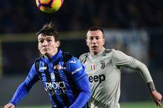 Hasil Coppa Italia, Atalanta Menang atas Juventus, AS Roma Kalah 1-7