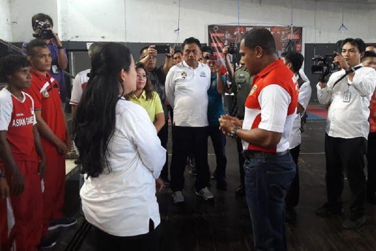 Program Pendidikan dan Latihan Olahraga di Sulut Terus Berprestasi