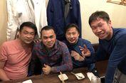 Rionny Mainaky dan Foto-foto Acara Perpisahannya di Jepang