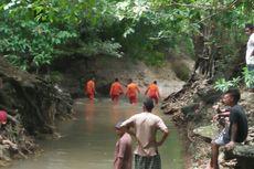 Suami Istri Hilang Terseret Arus Sungai Saat Pulang dari Kebun