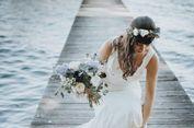 Tren Terkini Mahkota Bunga untuk Pernikahan