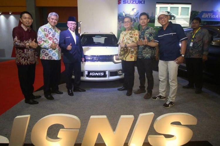 Suzuki ramaikan IIMS Makassar 2018