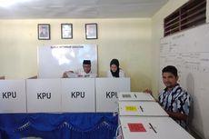 Jokowi-Ma'ruf Kalah di TPS Tempat Ketua TKD Murad Ismail Nyoblos