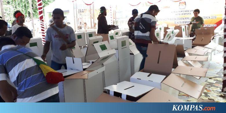 Bawaslu Akan Investigasi soal Distribusi Logistik yang Sebabkan Pemilu Susulan di Kota Jayapura