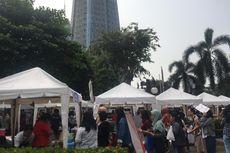 Serunya Food Festival di HUT 54 Kompas
