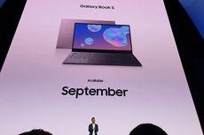 Samsung Luncurkan Laptop Tipis Galaxy Book S