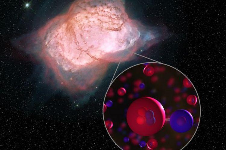 Molekul pertama di alam semesta