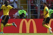 Babak Pertama, Lukaku-Hazard Bawa Belgia Unggul atas Tunisia