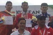 Ahmad Ambali Sukur Raih Medali Emas Ajang ASG 2018 di Malaysia