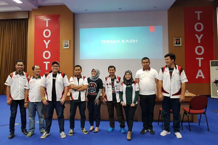 Toyota Yaris Club Indonesia (TYCI) sekarang dipimpin oleh Ketua Umum baru periode 2018 ? 2020 Irwan Danar Ranti Prasojo.
