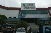 Pasar Anyar Tangerang Kebakaran