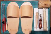 Tips Merawat Aksesoris Berbahan Kulit 'Veg Tan'