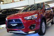 Mitsubishi Akui Outlander Makin Kritis, Kalah dari HR-V