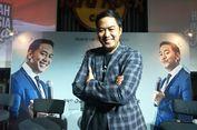 Pandji Pragiwaksono Pernah Hampir Disomasi karena Materi Stand Up-nya