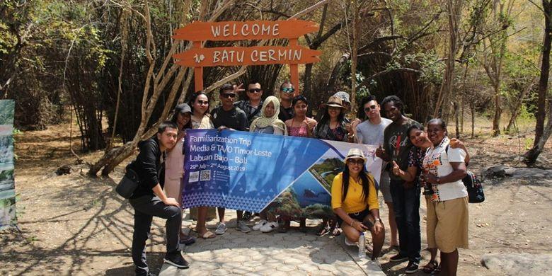 Kemenpar undang Travel Agent Timor Leste ke NTT untuk kunjungi Pulau Kanawa dan Goa Batu Cermin