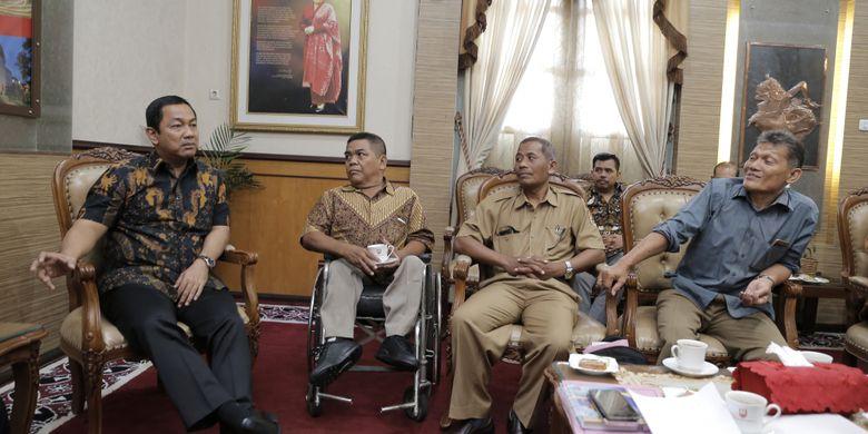 Wali Kota Hendi Dukung Atlet Paralympic Kota Semarang Berprestasi