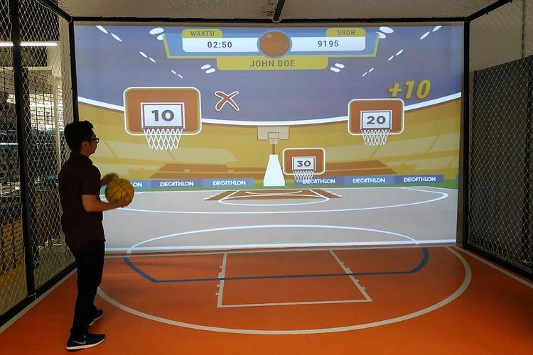 47b32e5b0 Mencoba Peralatan Olahraga Langsung dan Virtual di Decathlon MTA