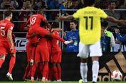 Kalahkan Kolombia Lewat Adu Penalti, Inggris Lolos ke Perempat Final