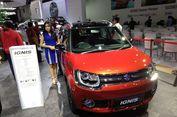 Harga Suzuki Ignis Naik di Pengujung 2018