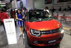 Suzuki Masih Pertahankan Ignis Berstatus Impor dari India