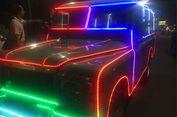 Cerita Komunitas Land Rover yang Mobilnya Digunakan Jokowi-Ma'ruf ke KPU RI