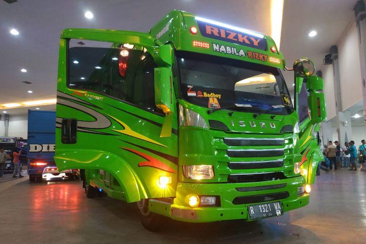 Kontes modifikasi truk JFT sajikan sisi lain dari kendaraan niaga