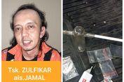 Jamal 'Preman Pensiun' Ditangkap Polisi Terkait Narkoba