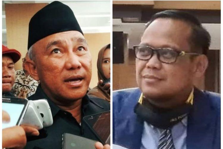 Pasangan Mohammad Idris dan Imam Budi Hartono. Mereka bakal calon wali kota dan wakil wali kota yang maju ke Pilkada Depok 2020, yang diusung oleh koalisi PKS, Partai Demokrat, PPP, dan Partai Berkarya.