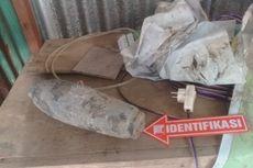 Seorang Buruh Temukan Mortir saat Gali Tanah di Lokasi Pembangunan Hotel