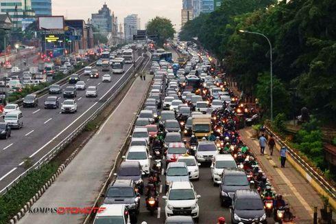 Kemacetan Jakarta Diklaim Turun 8 Persen