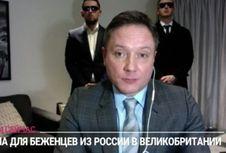 Pria Ini Takut Jadi Target Serangan Rusia Selanjutnya