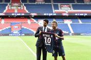 Bujuk Neymar Bertahan, Presiden PSG ke Brasil