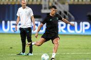 Real Madrid Menang, Zidane Puji Ronaldo