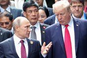 Trump akan Bertemu Putin di Helsinki pada 16 Juli