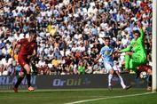 Hasil Liga Italia, Roma Menang Telak, AC Milan Kalah dari Juru Kunci