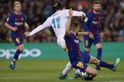 Hasil Liga Spanyol, Diwarnai Kartu Merah, El Clasico Berakhir Imbang