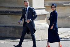 Tampilan Pesohor yang Menghadiri Pernikahan Pangeran Harry-Meghan