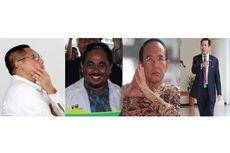 Empat Ketua Umum Partai Dijerat KPK dalam Kasus Korupsi, Siapa Saja Mereka?