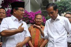 Survei Median: Elektabilitas Jokowi dan Prabowo Turun, Tokoh Lain Naik