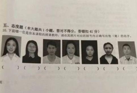 'Tulis Nama Gurumu', Soal Ujian Unik di China