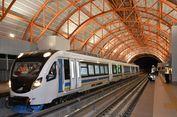 Dua Pekan Lagi, Enam Trainset LRT Dikirim ke Palembang