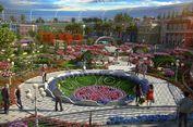 Dubai Hadirkan Mal dengan Taman Botani