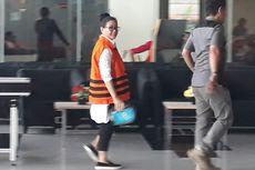 KPK Eksekusi Miryam S Haryani dan Setia Budi ke Lapas