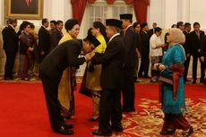 Cium Tangan Syafruddin untuk Jusuf Kalla dan Megawati...