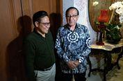 Muhaimin Bertemu Akbar Tanjung Bahas Cawapres